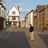 Southampton: from Westgate toward Duke of Wellington Pub