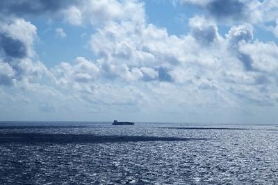 Baltic 23 July At Sea
