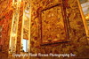 It was forbidden to take photographs in the Amber Room...I took this from the hip as we say