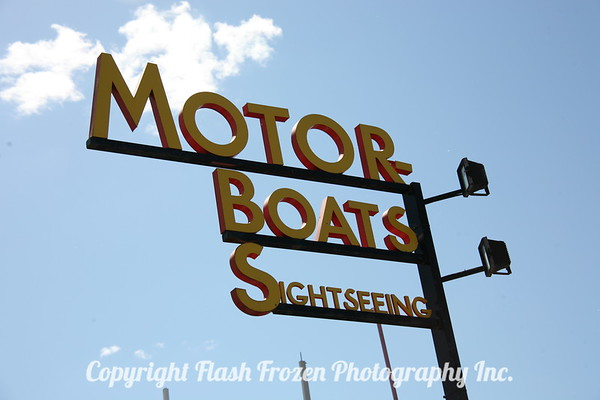 Sign at the Canal Boats..a caption for the whole cruise really!