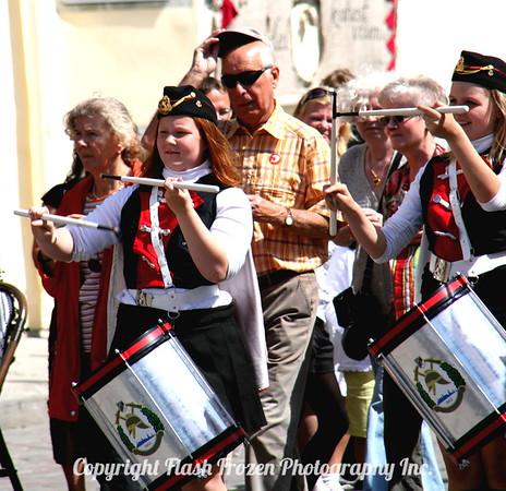 More parade...