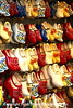 Clogs in the Flower Market