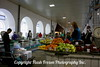 Inside the Central Market, St. Petersberg, Russia