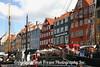 Nyhaven Canal in Copenhagen