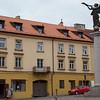 Angel of Užupis Sculpture by Roman Vilciauskas, Republic of Užupio, Vilnius