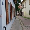View Down Literatu Street, VIlnius