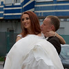 Bride Being Carried Across One of the Seven Bridges, Vilnius