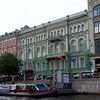 Buildings Along Canal