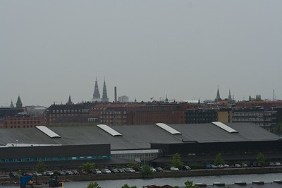 Copenhagen From Our Balcony