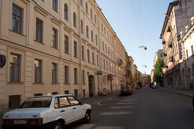 St. Petersburg Street