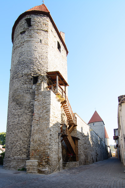 The Old City Walls