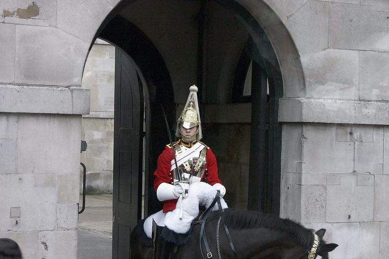 London - Guards