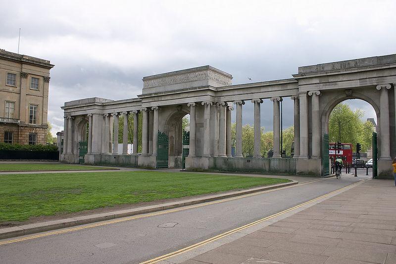 Hyde Park - Washington Arch