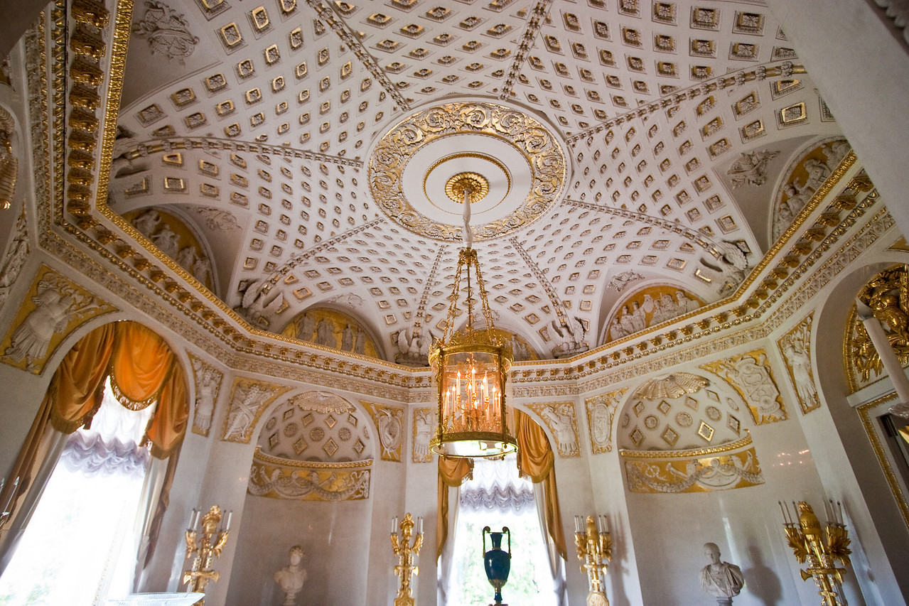 Another amazing ceiling.