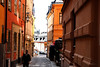 052 Stockholm narrow street