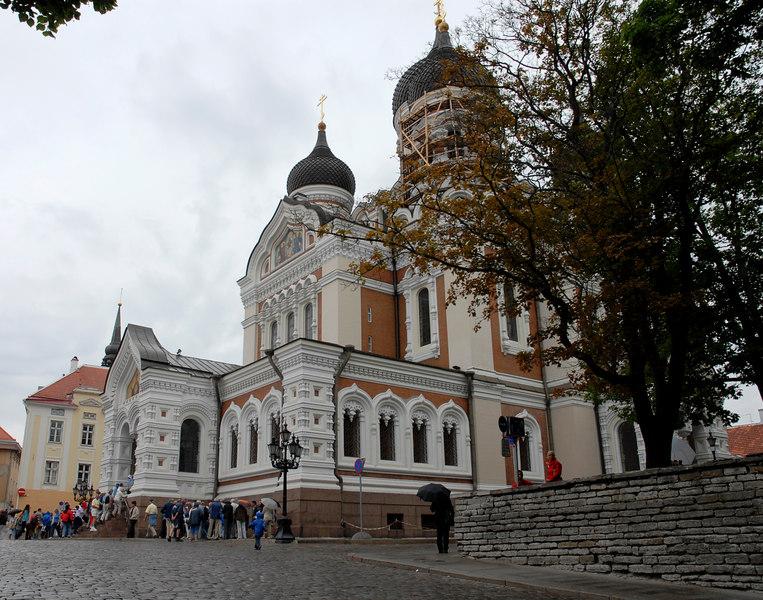 108 Tallinn Alexander Nevski Cathedral