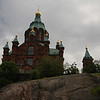 Uspenski orthodox cathedral Helsinki