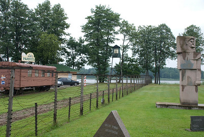Lithuania - Grutas Park - Stalin World outdoor museum
