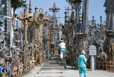 Lithuania - Hill of Crosses
