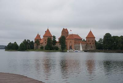 Lithuania - Trakai & Castle