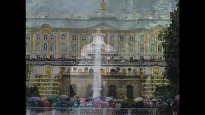 St. Petersburg Petergof Fountain Gardens