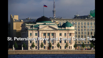 St. Petersburg River and Canal Cruise Two