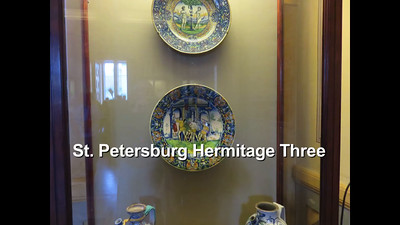 St. Petersburg Hermitage Three