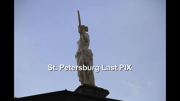 "St. Petersburg ""Last"" Pix"