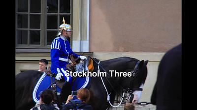 STOCKHOLM Three