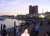 Inner Harbor - at dusk