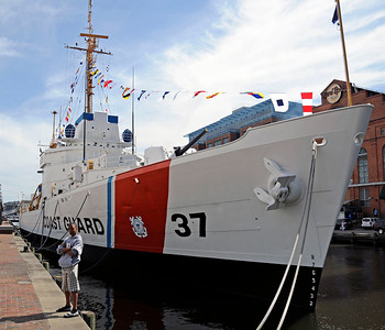 USCGC TANEY - last surviving warship of Pearl Harbor.