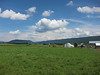 An Amish farm in Mifflin County, PA.