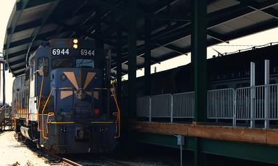 B&O Railroad Museum  (c) 2012 Karin Markert, kmarkert88@gmail.com, all rights reserved.
