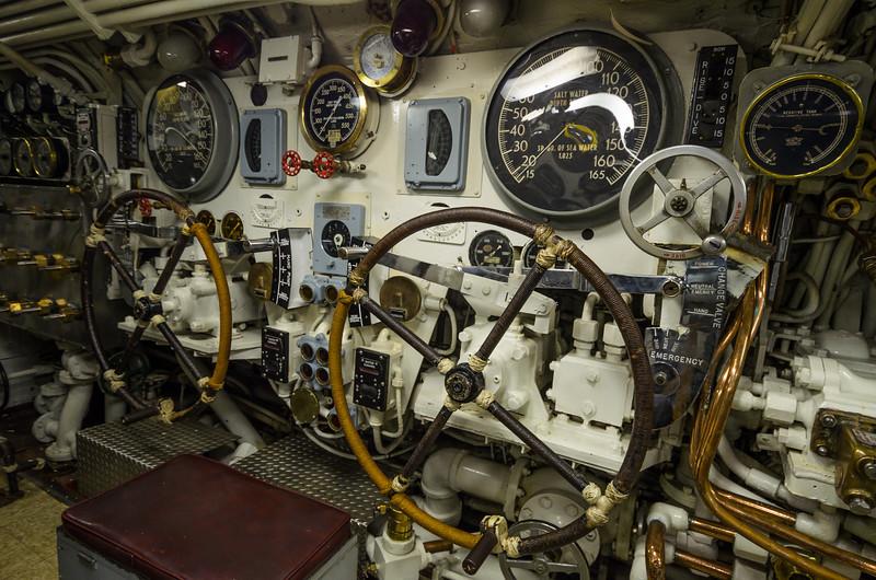 Dive Control Station