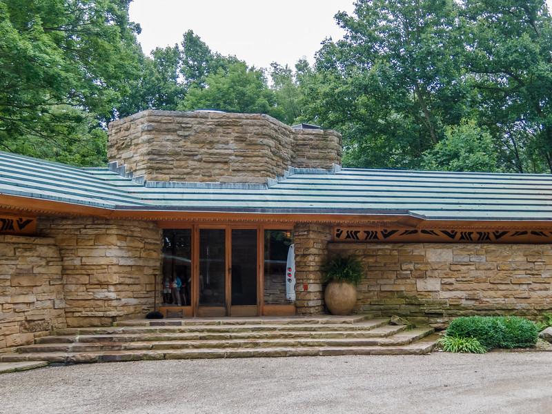 Kentuck Knob, Frank Lloyd Wright design.
