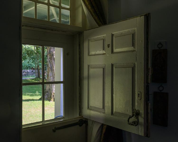 Dutch door in a B&B in Hurley