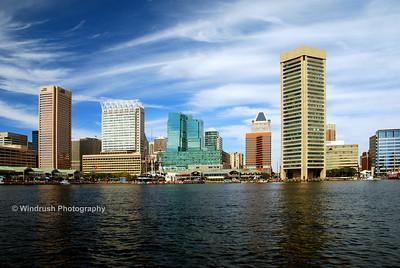 Baltimore and Washington