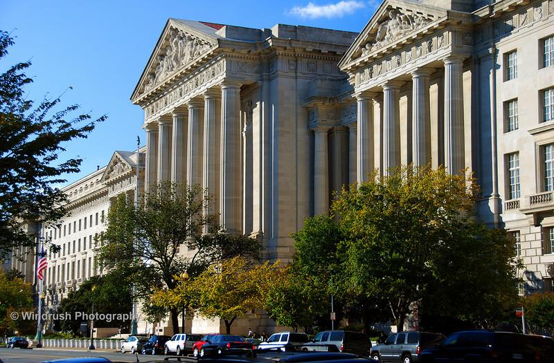 Department of the Environment building, Washington