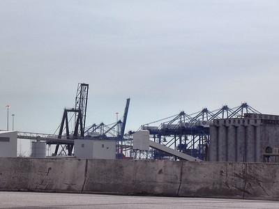 Baltimore's Inner Harbor 10-18-04