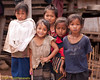 Some Young Khmu Girls of Ban Sopsim, Laos