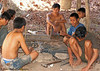 Ban Sopsim Blacksmith and Helpers, Lao People's Democratic Republic