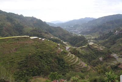 Banaue-Hungduan-Hapao Terraces Hike and Hotspring Hike (11am-6pm)