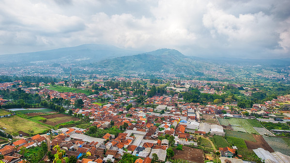 Lembang from Above