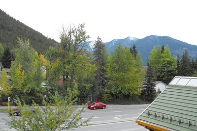 Banff / Lake Louise  Sept. 18-25, 2010