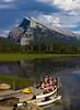 Vermillion Lake, Banff.