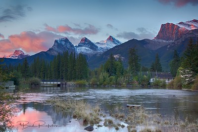 Three Sisters Canmore, Alberta