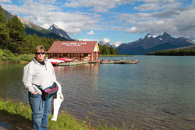 Banff and Jasper,  Alberta CA & Glacier NP