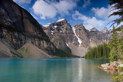 Moraine Lake, Banff Canadian National Park