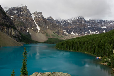 Moraine Lake, Valley of Ten Peaks
