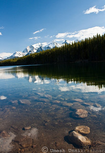 Lake at Banff